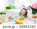 イースター 復活祭 ブレックファーストの写真 38962582