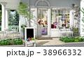 店舗 ショップ 外観のイラスト 38966332