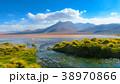 湖 ボリビア 自然の写真 38970866