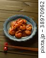 エビチリ 海老のチリソース 海老の写真 38970962