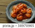 エビチリ 海老のチリソース 海老の写真 38970965