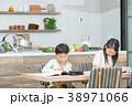 勉強 ライフスタイル 台所の写真 38971066