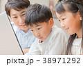 勉強 ライフスタイル 小学生の写真 38971292