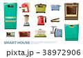 ベクトル 家電 冷蔵庫のイラスト 38972906