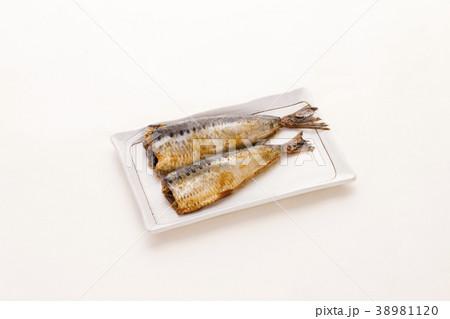 いわしの生姜の煮付け 38981120