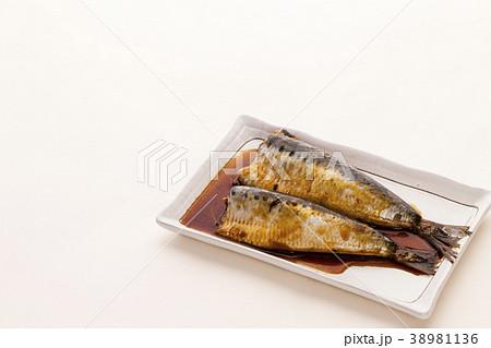 いわしの生姜の煮付け 38981136