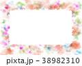 春 花 背景 イラスト 38982310