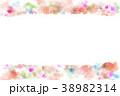 春 花 背景 イラスト 38982314