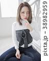女性 女の子 人物の写真 38982959