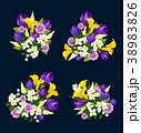 お花 フラワー 花のイラスト 38983826