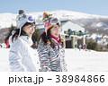 スキー スノーボード 38984866