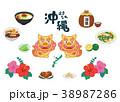 沖縄 名物 名産のイラスト 38987286