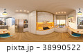 3d illustration spherical 360 seamless panorama of 38990522