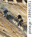 急傾斜地の雨水排水路を作ります 38991951