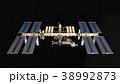 人工衛星 宇宙 惑星のイラスト 38992873
