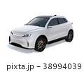 自動車 車 SUVのイラスト 38994039