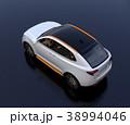 自動車 車 SUVのイラスト 38994046