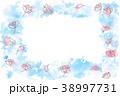 花の舞う背景  38997731