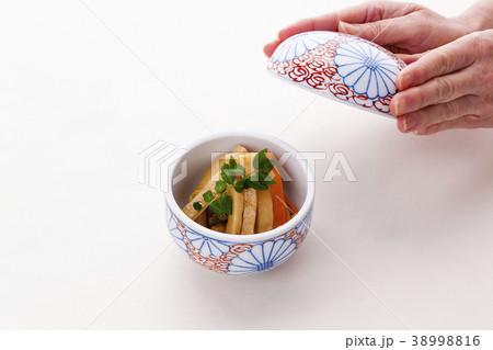 若筍の煮物 日本料理 38998816