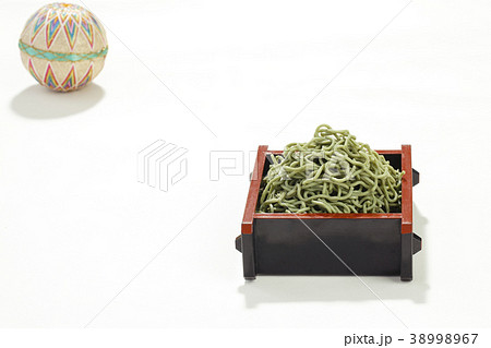 日本そば・茶そば 38998967