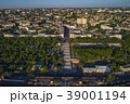 Elevated drone shot of the Potemkin Stairs  Odessa 39001194