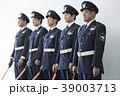 働く警備員 39003713