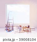 ハシゴ はしご 梯子のイラスト 39008104