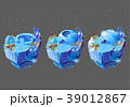 アイス 氷 ゲームのイラスト 39012867