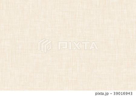 布 テクスチャ ベージュ 背景のイラスト素材 [39016943] , PIXTA