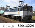倉賀野駅側線に留置中のガソリン貨物列車 39018229