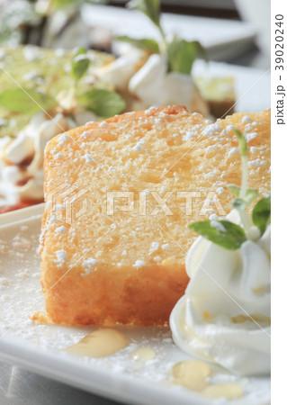 美味しそうなパンケーキ 39020240