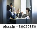 グローバル ミーティングイメージ ビジネス英語 39020350