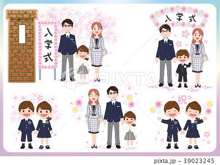 小学校入学イメージ集05 39023245