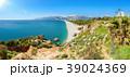 Sunny day with clear blue sky in Antalya, Turkey 39024369