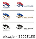 Pirates Logo Design Template 39025155