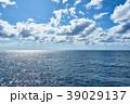 海 青空 雲の写真 39029137