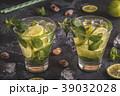 アルコール カクテル カクテルドリンクの写真 39032028