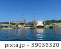 長崎港 造船所 クレーンの写真 39036320