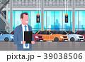 車 自動車 乗り物のイラスト 39038506