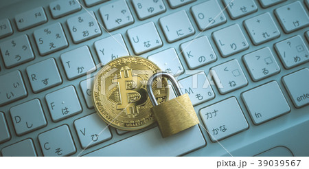 暗号通貨 イメージ
