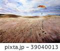 鳥取砂丘 パラセーリング スカイスポーツ 39040013