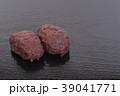 おはぎ 和菓子 牡丹餅の写真 39041771