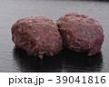 おはぎ 和菓子 牡丹餅の写真 39041816