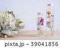ハーバリウム ドライフラワー ガラス瓶の写真 39041856