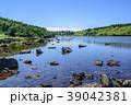 青空と鎌沼 39042381