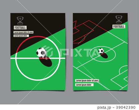 Template Sport Layout Design, Flat Design, Graphic 39042390