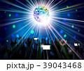 バックグラウンド ボール 玉のイラスト 39043468
