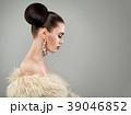 女 女性 髪の写真 39046852