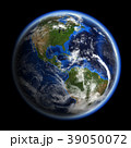 地球 グローバル 立体のイラスト 39050072