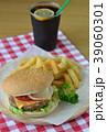 ハンバーガー 39060301